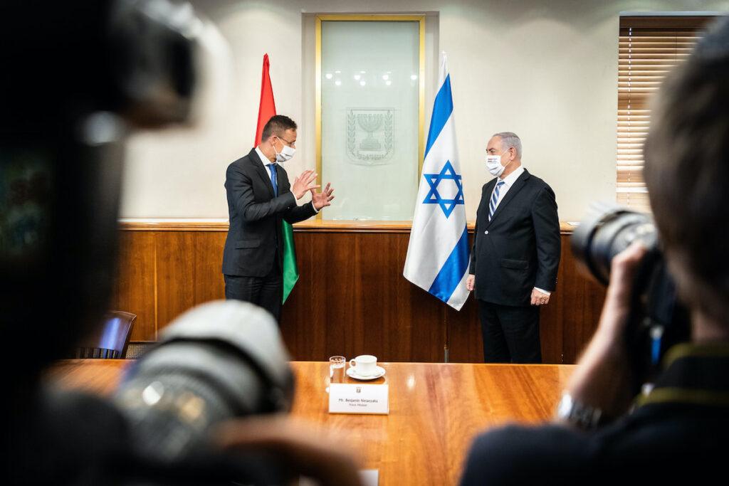 Magyarország is kap Izraeltől ajándékba vakcinát cserébe a diplomáciai támogatásért
