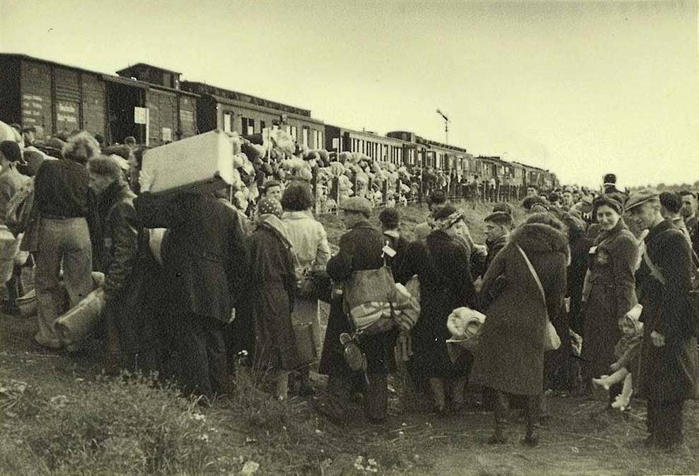 A német vasúttól várnak kárpótlást a holland holokauszt-túlélők