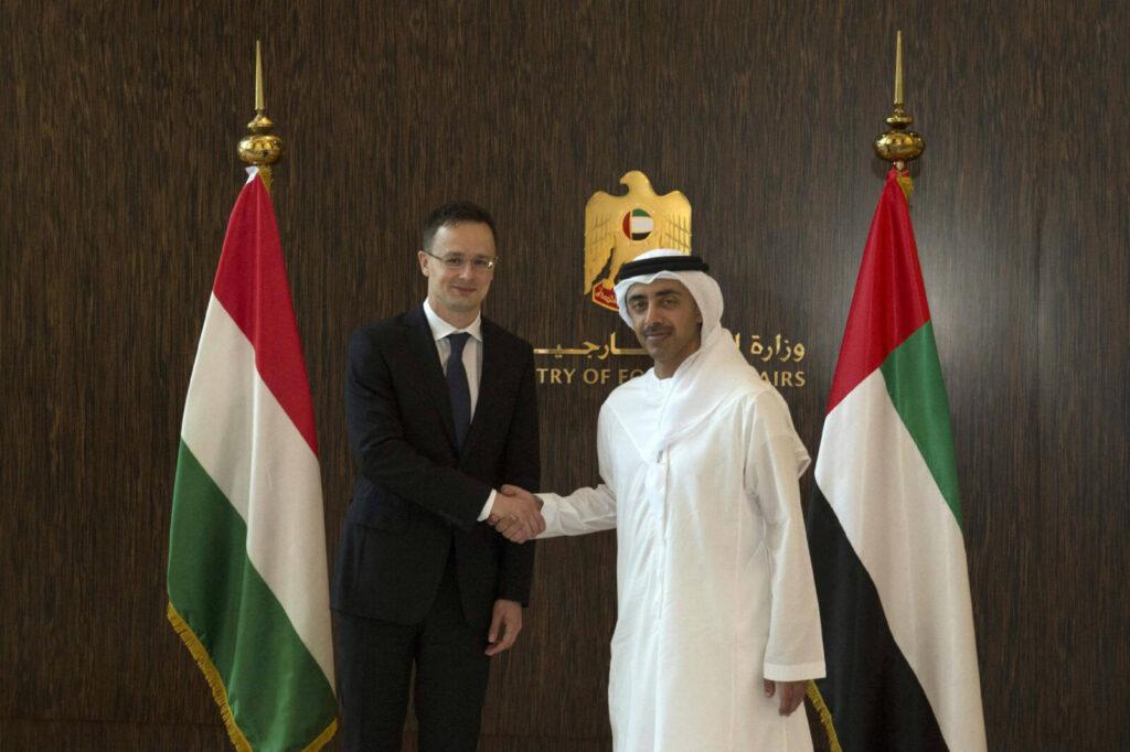 Magyarország támogatni fogja az Arab Emírségek megválasztását az ENSZ BT-be