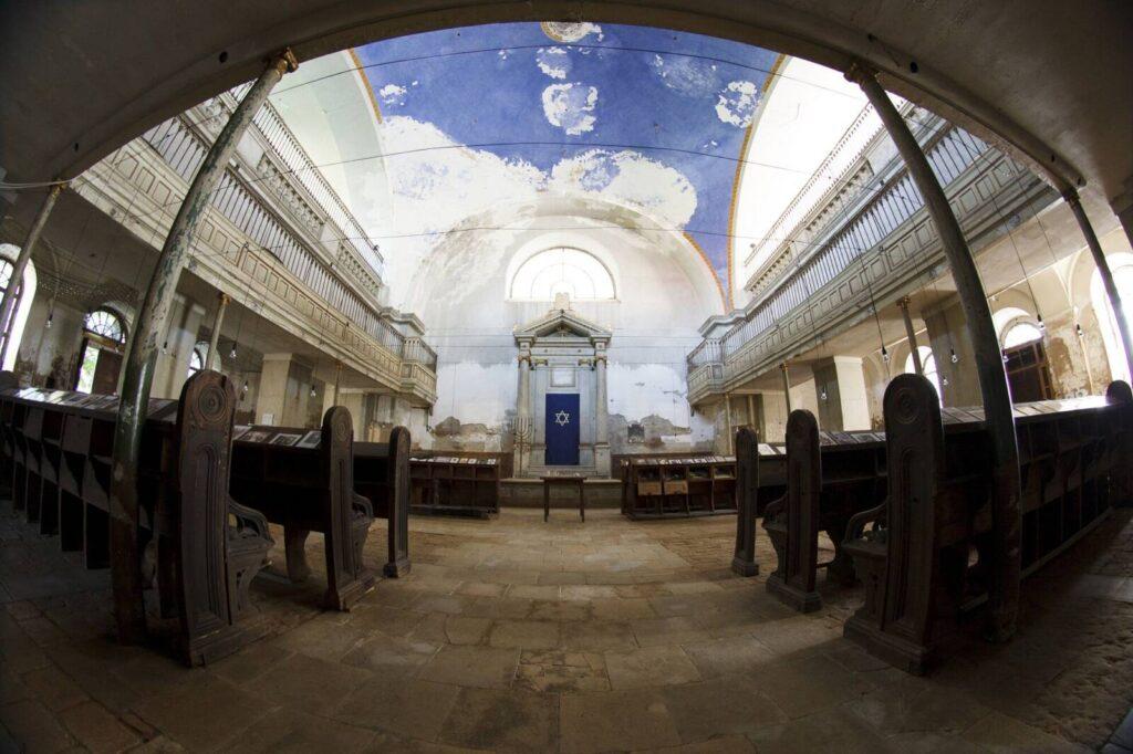 Virtuálisan bejárható a nagykanizsai zsinagóga