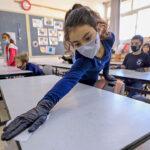 Szeptember elsején megnyitják az izraeli iskolákat a koronavírus-járvány ellenére