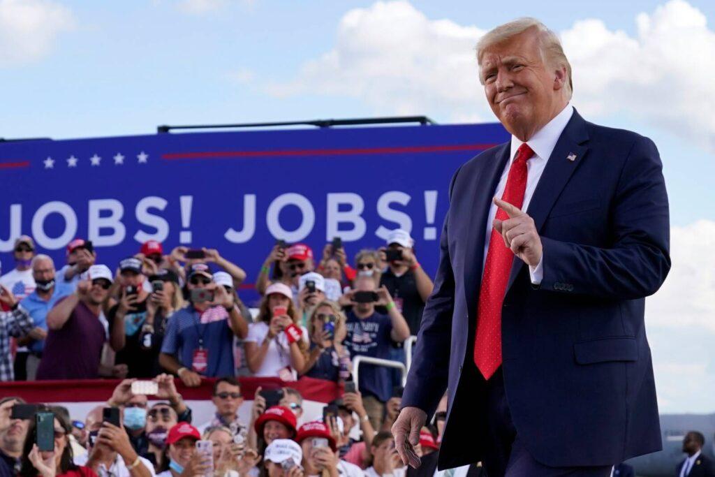 Trump: az evangéliumi keresztényeknek szólt az amerikai nagykövetség Jeruzsálembe költöztetése