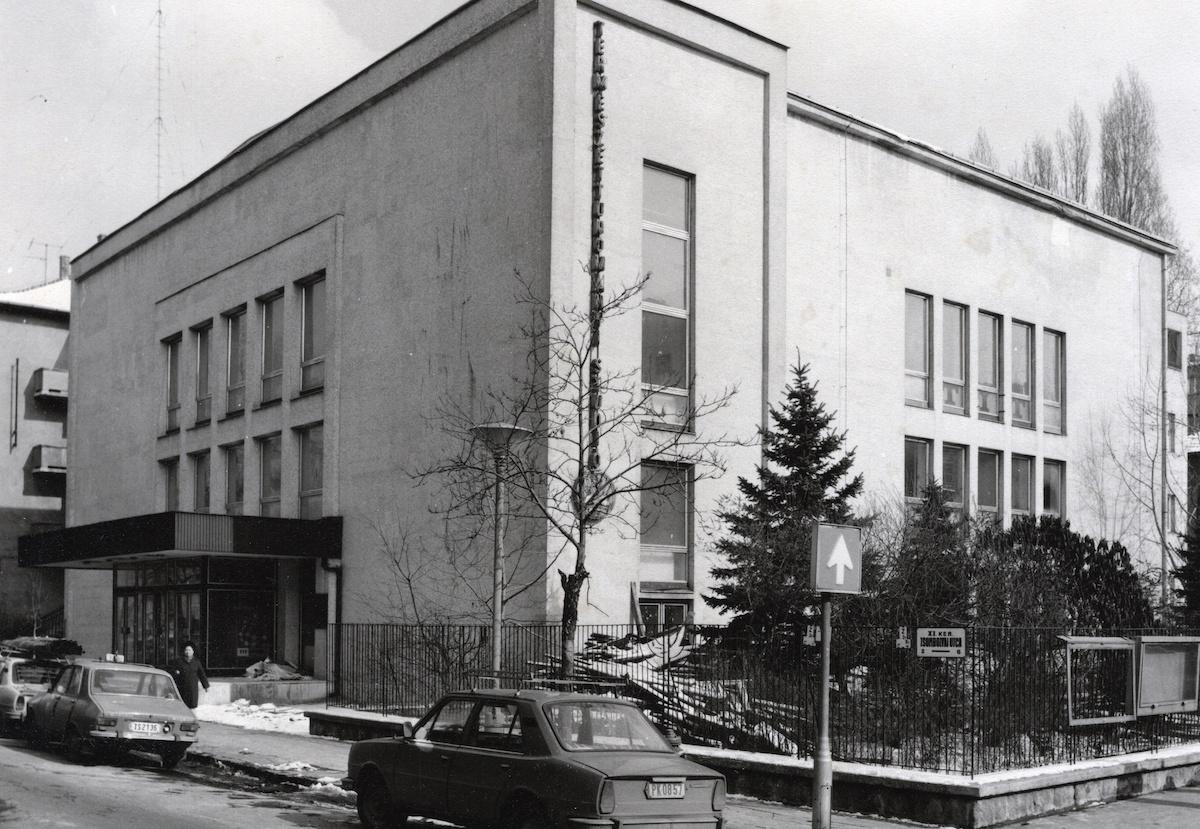 Lágymányoson nyit új zsinagógát az EMIH