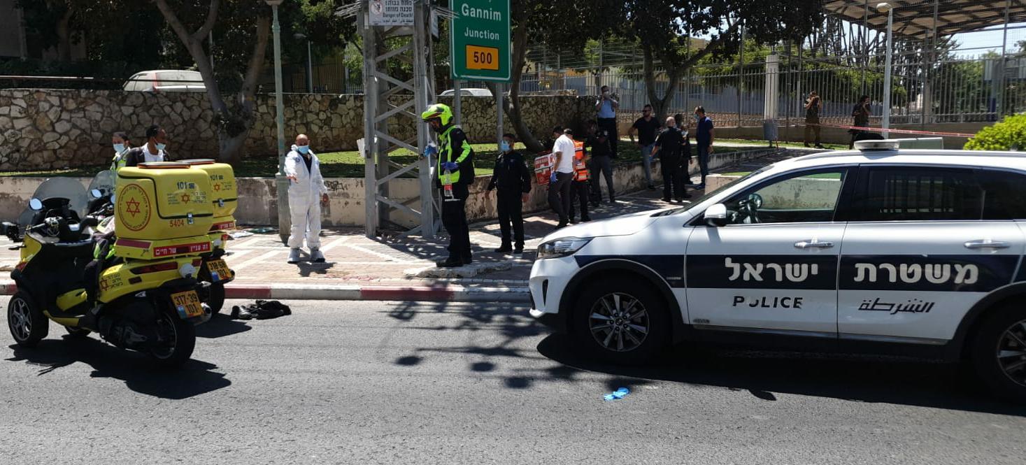 Halálos áldozata van az Izrael központjában történt késeléses merényletnek