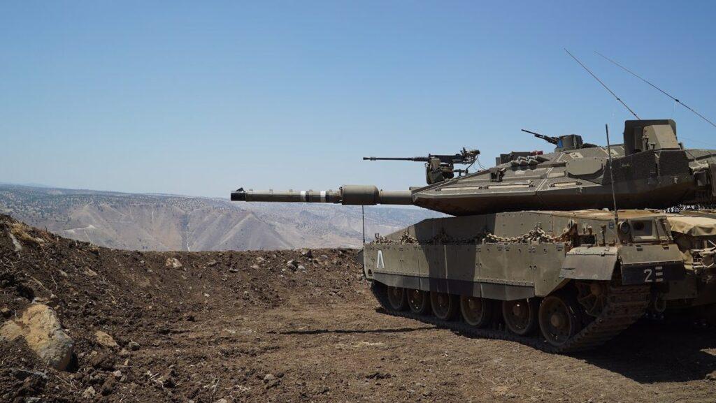Pokolgépes merényletet akadályozott meg az izraeli hadsereg az északi határon