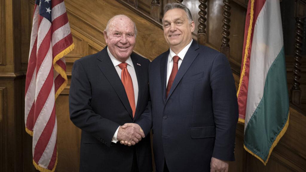 Lemondott az USA budapesti nagykövete