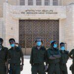 Átadása óta először nem nyit ki a Jeruzsálemi Nagy Zsinagóga