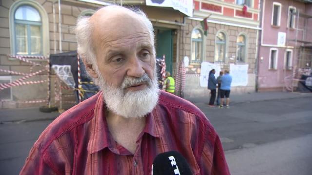 Visszaszerelték a gázórát Iványiék MÁV-telepi iskolájában
