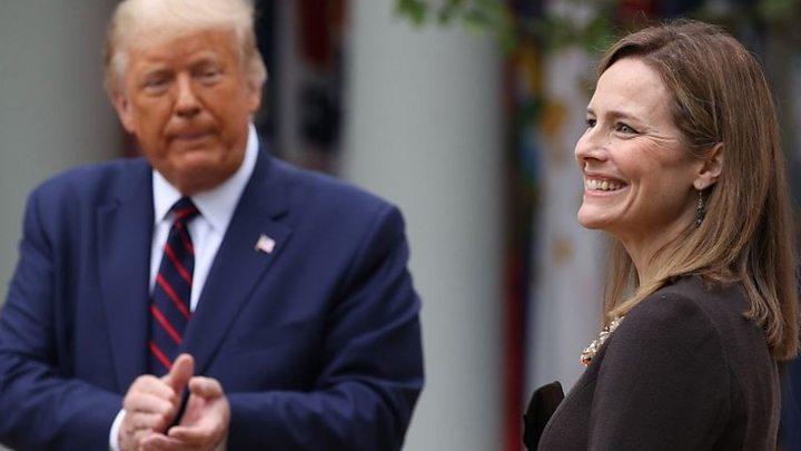Abortuszellenes alkotmánybírónőt jelölt Trump a feminista Ginsburg helyére