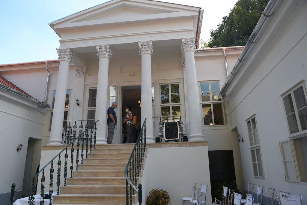 Ortodox zsinagógát avattak a 12. kerületben