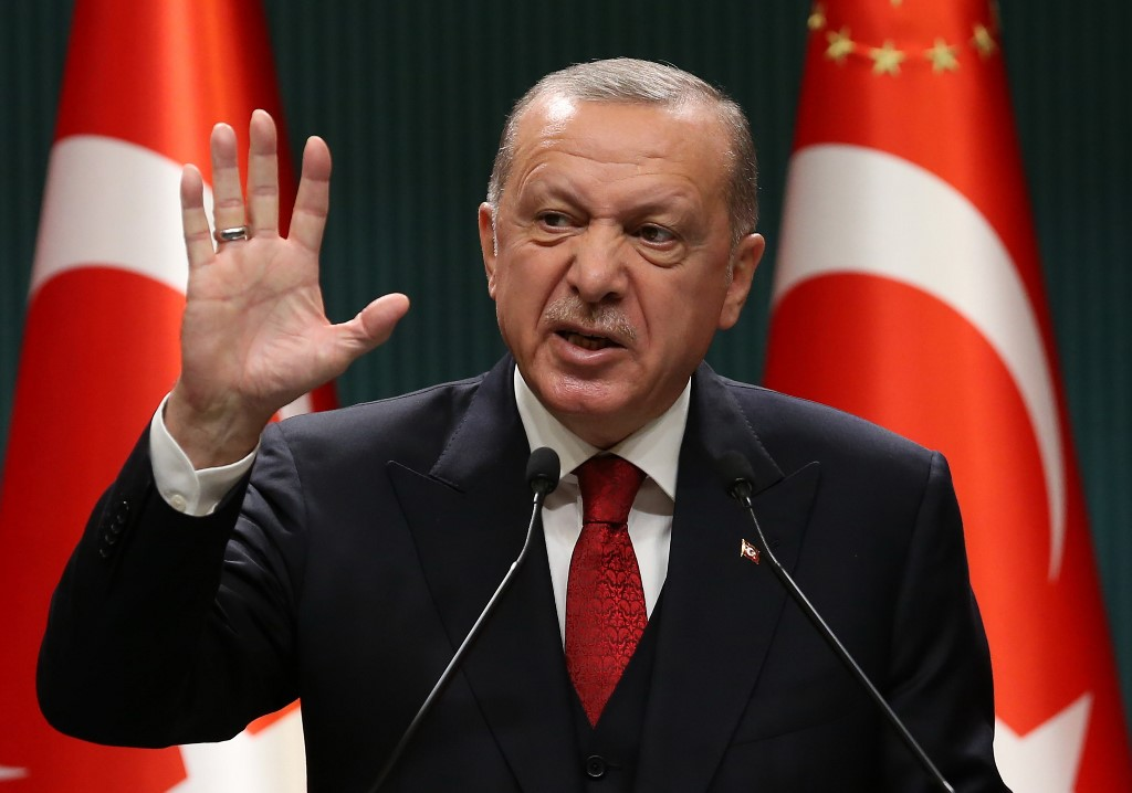 Erdogan a holokauszt alatt üldözött zsidókhoz hasonlította a muszlimokat