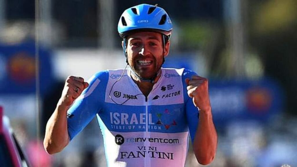 Olaszországban írt történelmet az izraeli kerékpárcsapat