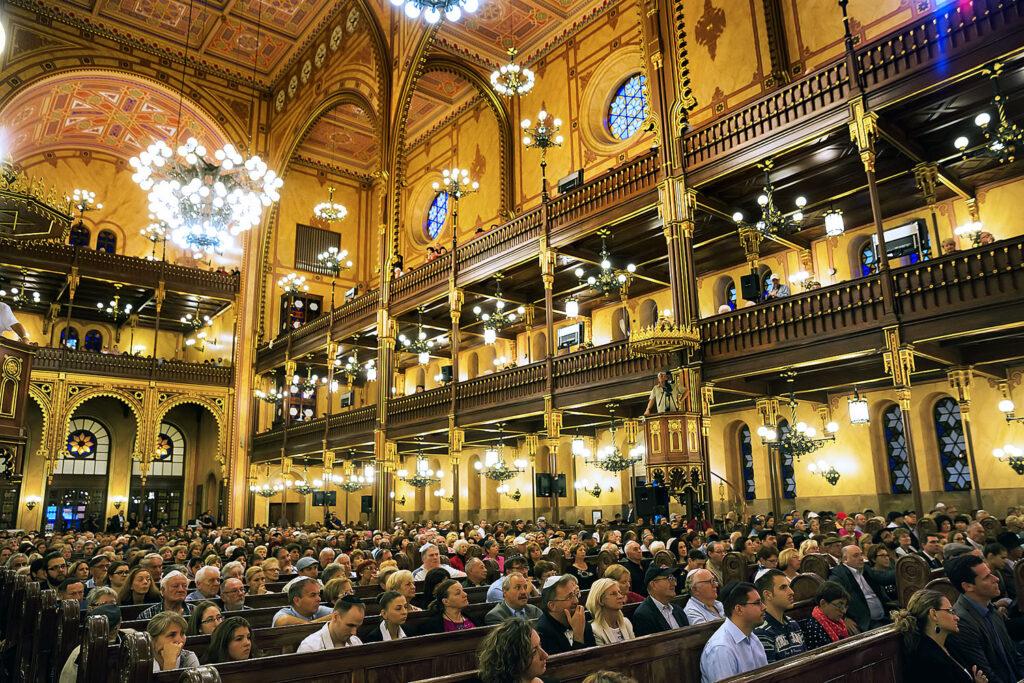 Budapest Turizmusáért Díjat kapott a Zsidó Kulturális Fesztivál