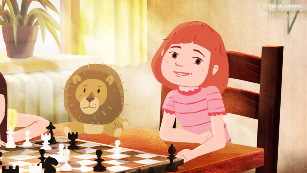A Polgár lányokról szóló animáció lett a legjobb magyar gyerekfilm