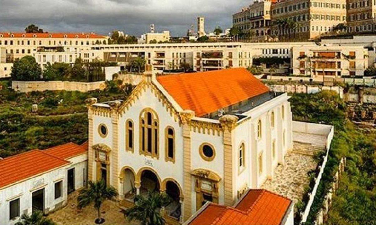 A robbanás miatt veszélybe került Bejrút utolsó fennmaradt zsinagógája