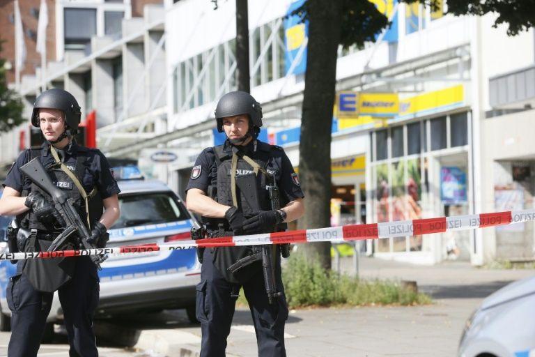 Támadás ért egy zsidó diákot Hamburgban egy zsinagóga előtt