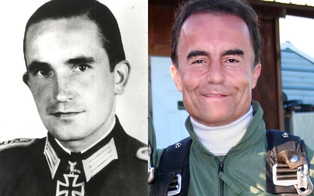 """""""A náci apám Auschwitzba küldte az embereket, én betért zsidó lettem"""""""