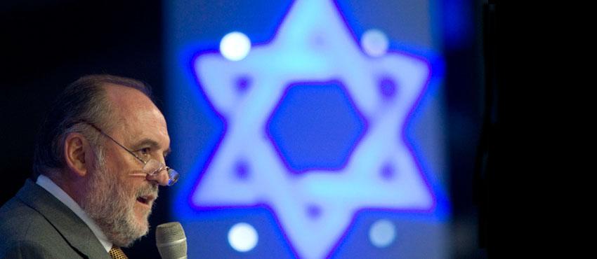 Németh Sándor Izrael legnagyobb keresztény szövetséges Európában