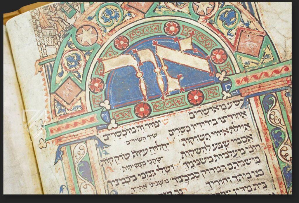 A Gestapo pincéjéből mentették ki a középkori zsidó imakönyvet