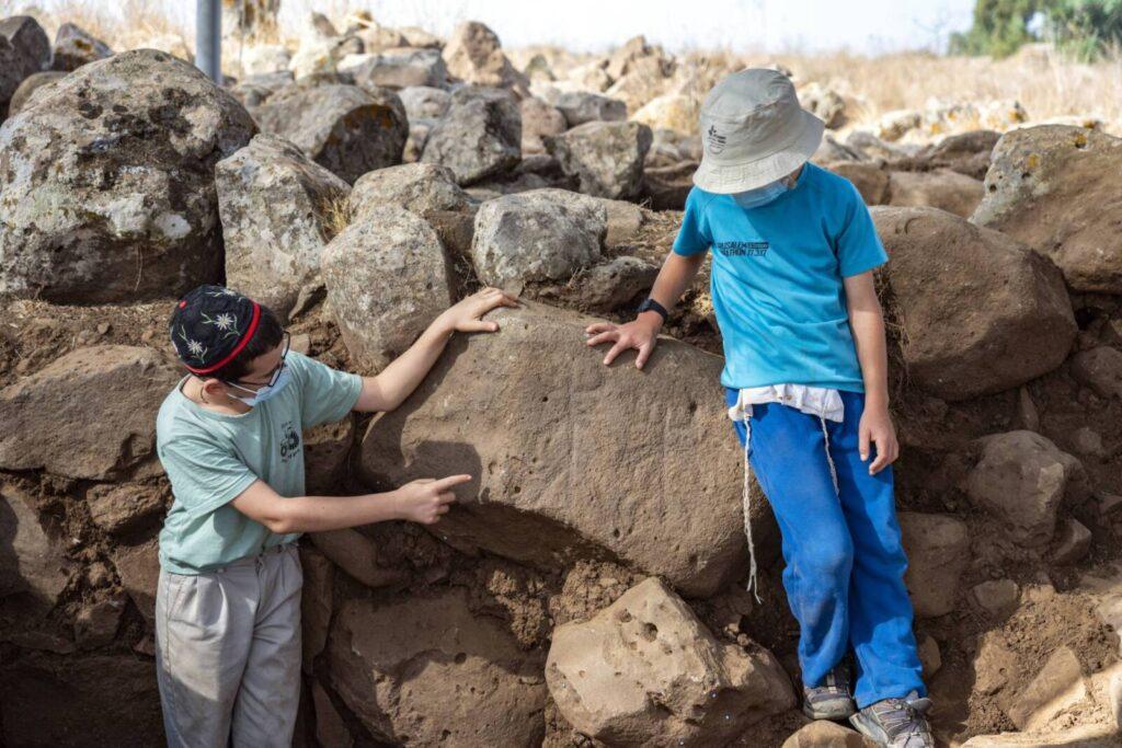 Egy Dávid király korából származó erődöt fedeztek fel a Golán-fennsíkon