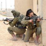160%-kal nőtt a női harcosok száma az izraeli hadseregben