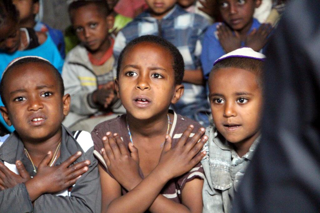 Az etióp zsidók kimenekítését kérik Izraeltől a polgárháború közeli helyzet miatt