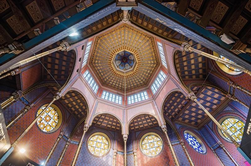 Idén december helyett jövő tavaszra várható a Rumbach zsinagóga megnyitása
