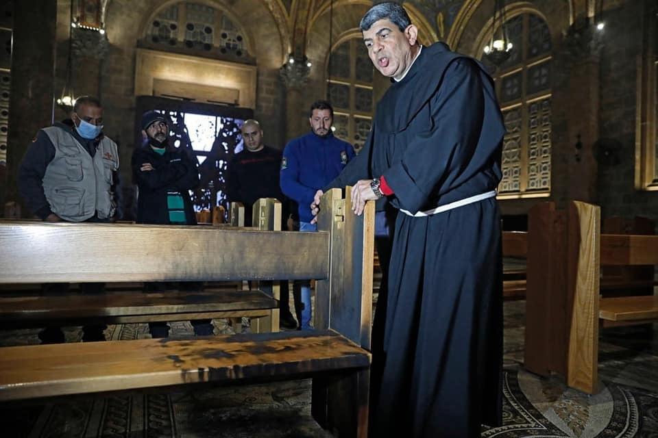 Zsidó szélsőséges gyújtogatott a jeruzsálemi Getszemáni-templomban