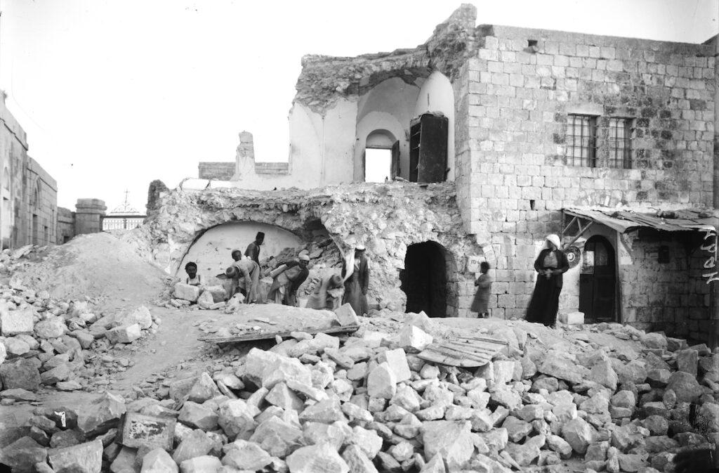 Izraelben bármikor bekövetkezhet egy pusztító erejű földrengés