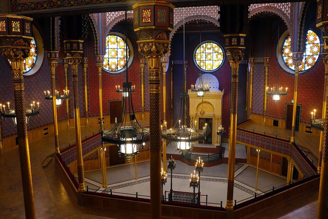 Építőipari elismerést kapott a Rumbach zsinagóga felújítása