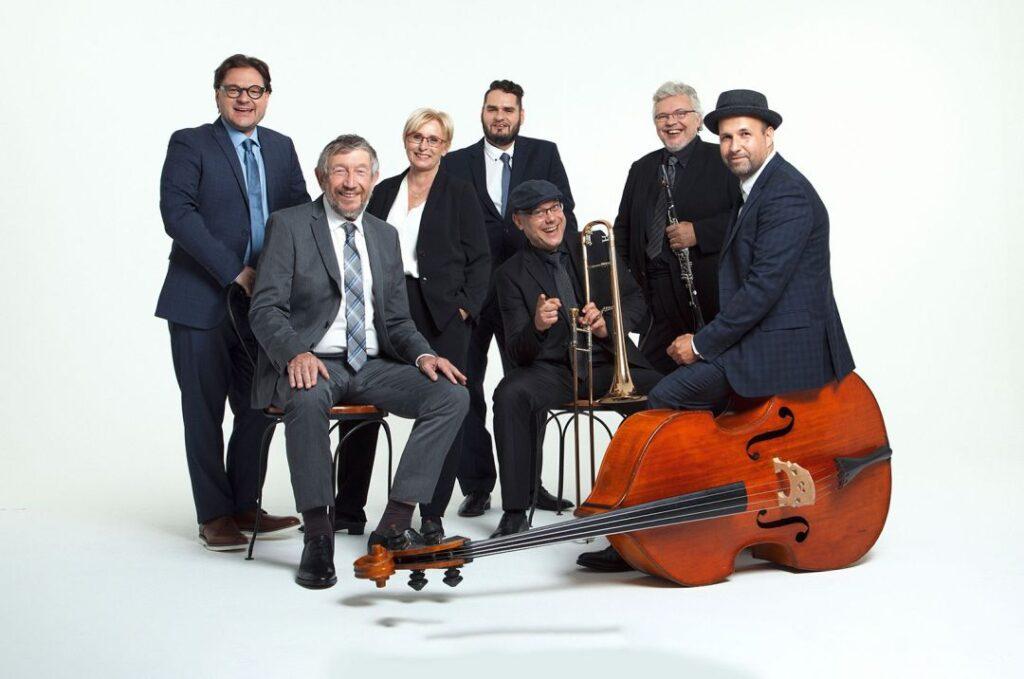 Online szobakoncertet ad január 1-jén a Budapest Klezmer Band
