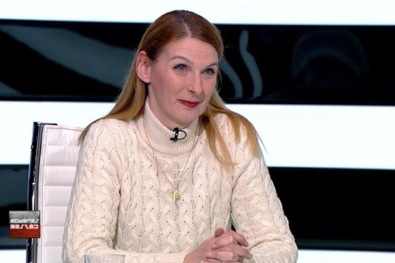 Elítélte a TEV Baranyi Krisztina a zsidó befektetőkről tett utalásait
