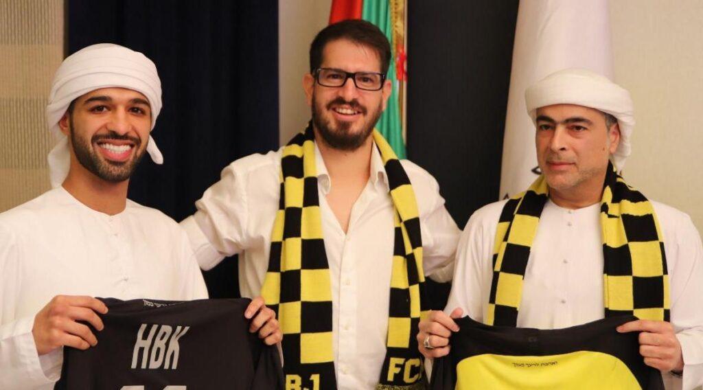 Egy arab sejk vásárolta meg az arabellenes szurkolókról ismert izraeli focicsapat felét