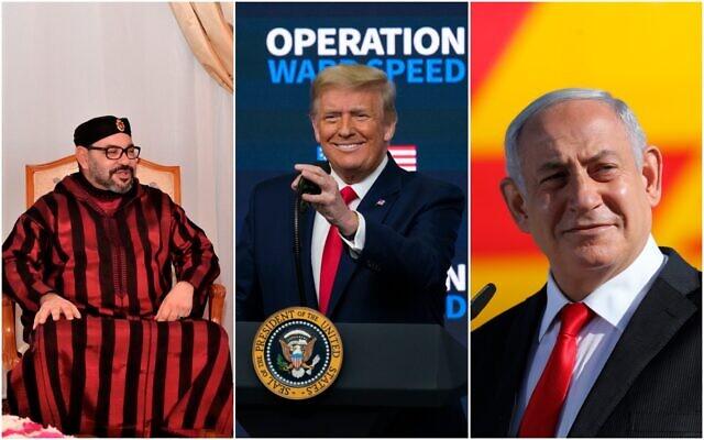 Marokkó is normalizálta a kapcsolatait Izraellel