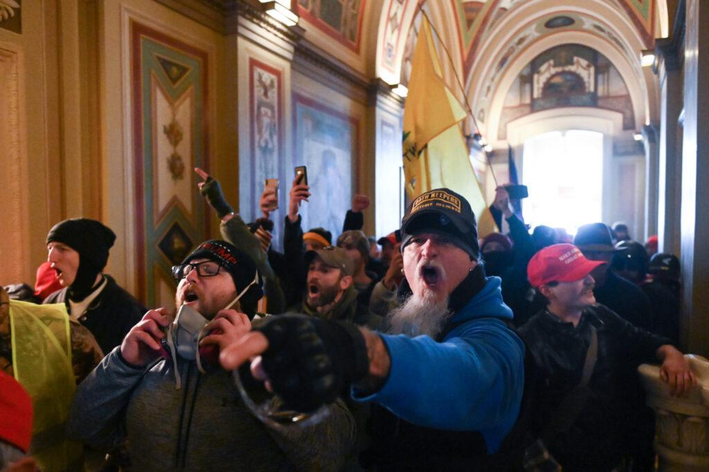 Izraeli politikusok elítélték a Washingtonban történt zavargásokat