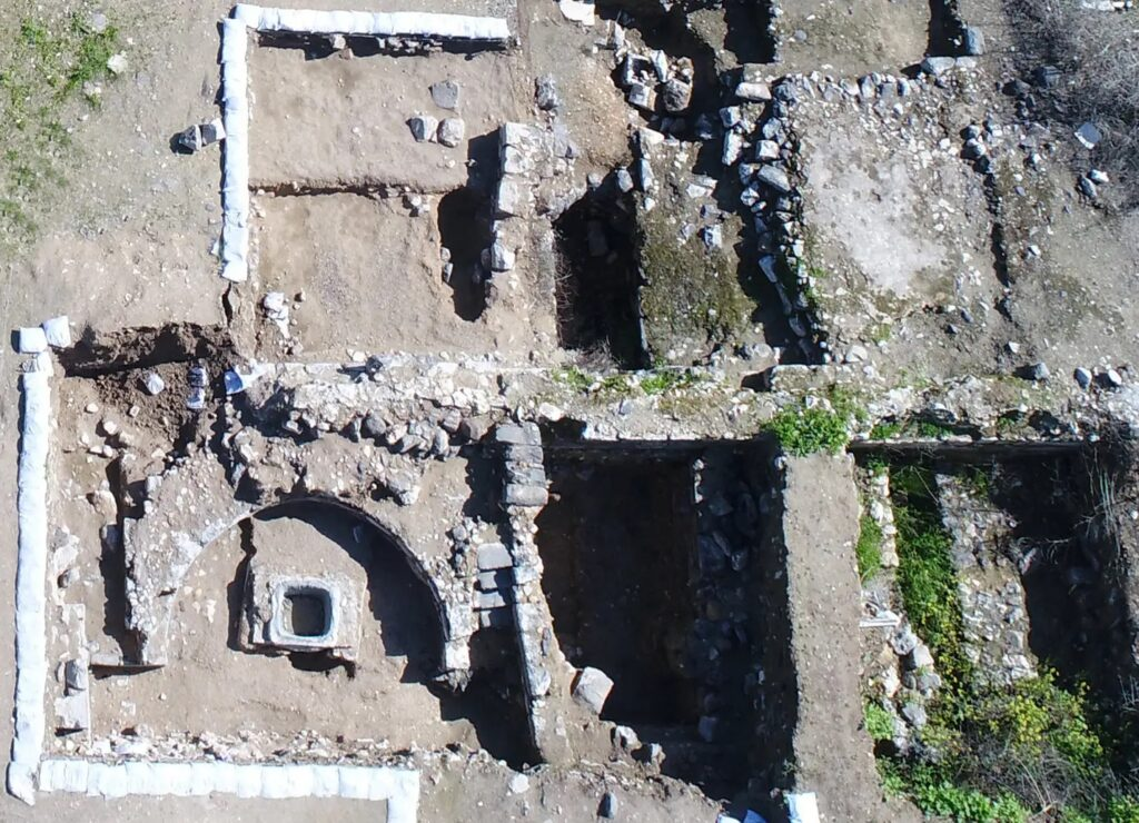 A világ egyik legősibb mecsetét találták meg Izraelben