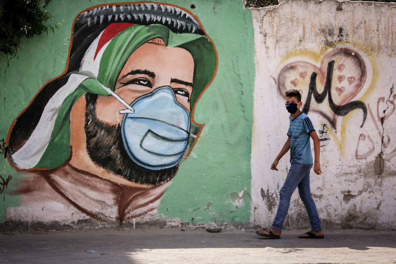 Izrael érdeke, hogy segítse a palesztinok minél hamarabbi beoltását