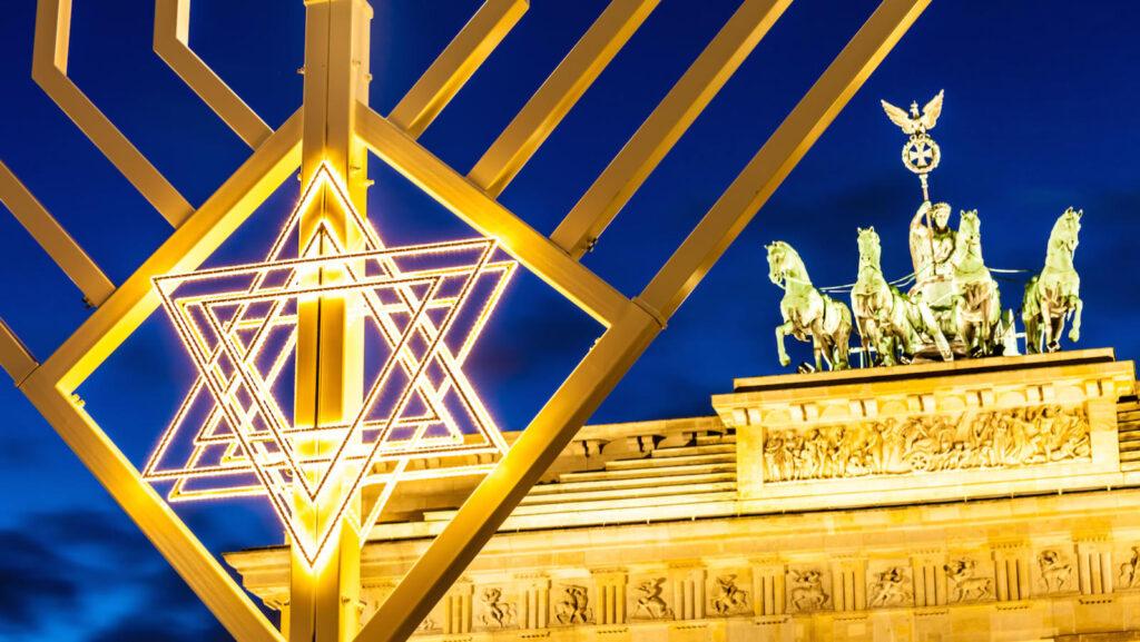 A zsidóság 1700 éves jelenlétét ünneplik idén Németországban