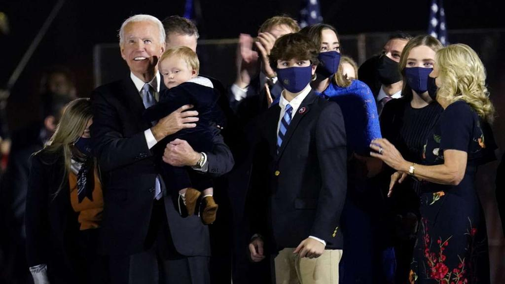 Joe Biden nagyon zsidó családja