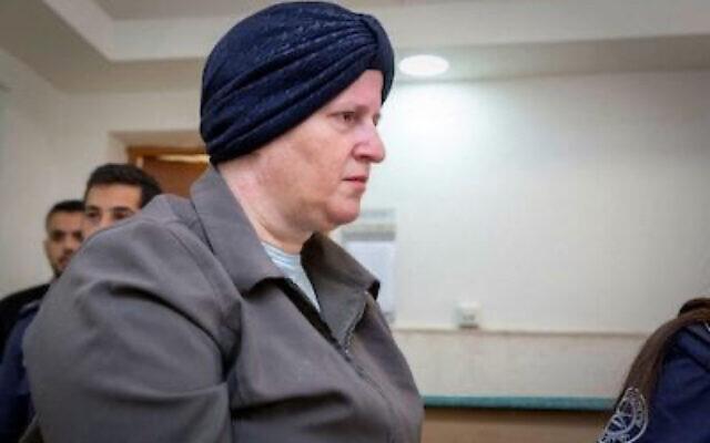 Végre bíróság elé állítják a pedofil tanárnőt, aki hat évig bujkált Izraelben
