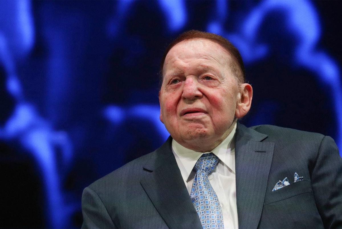Meghalt Sheldon Adelson, Izrael nagy támogatója