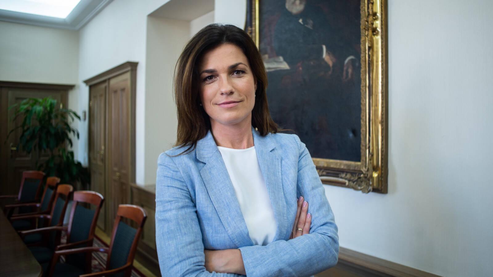 Varga Judit: aggályos, hogy a Twitter zároltaTrumpfelhasználói fiókját