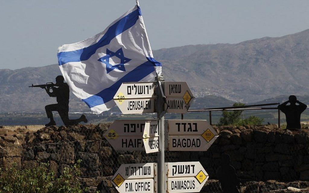 Netanjahu: a Golán-fennsík örökre Izrael része marad