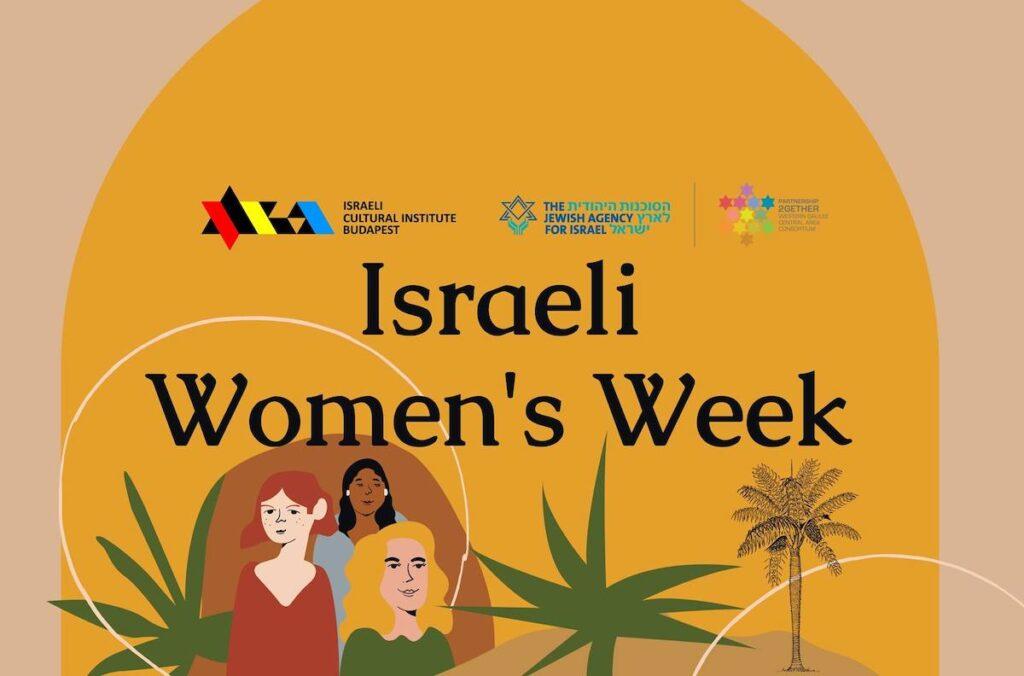 Az izraeli nők hete