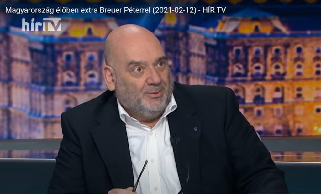 Antiszemitizmussal vádolja a Heti Tv vezetője Erzsébetvárost egy szerződésmódosítás miatt