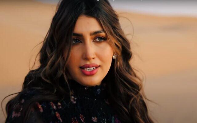 Halálosan megfenyegettek egy marokkói énekesnőt, amiért egy izraeli művésszel dolgozott együtt