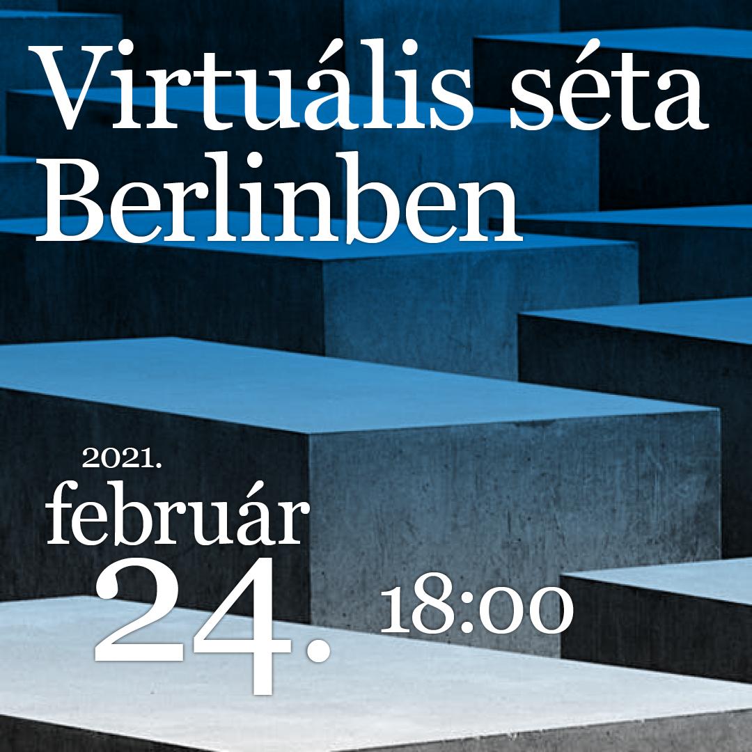 Virtuális séta Berlinben