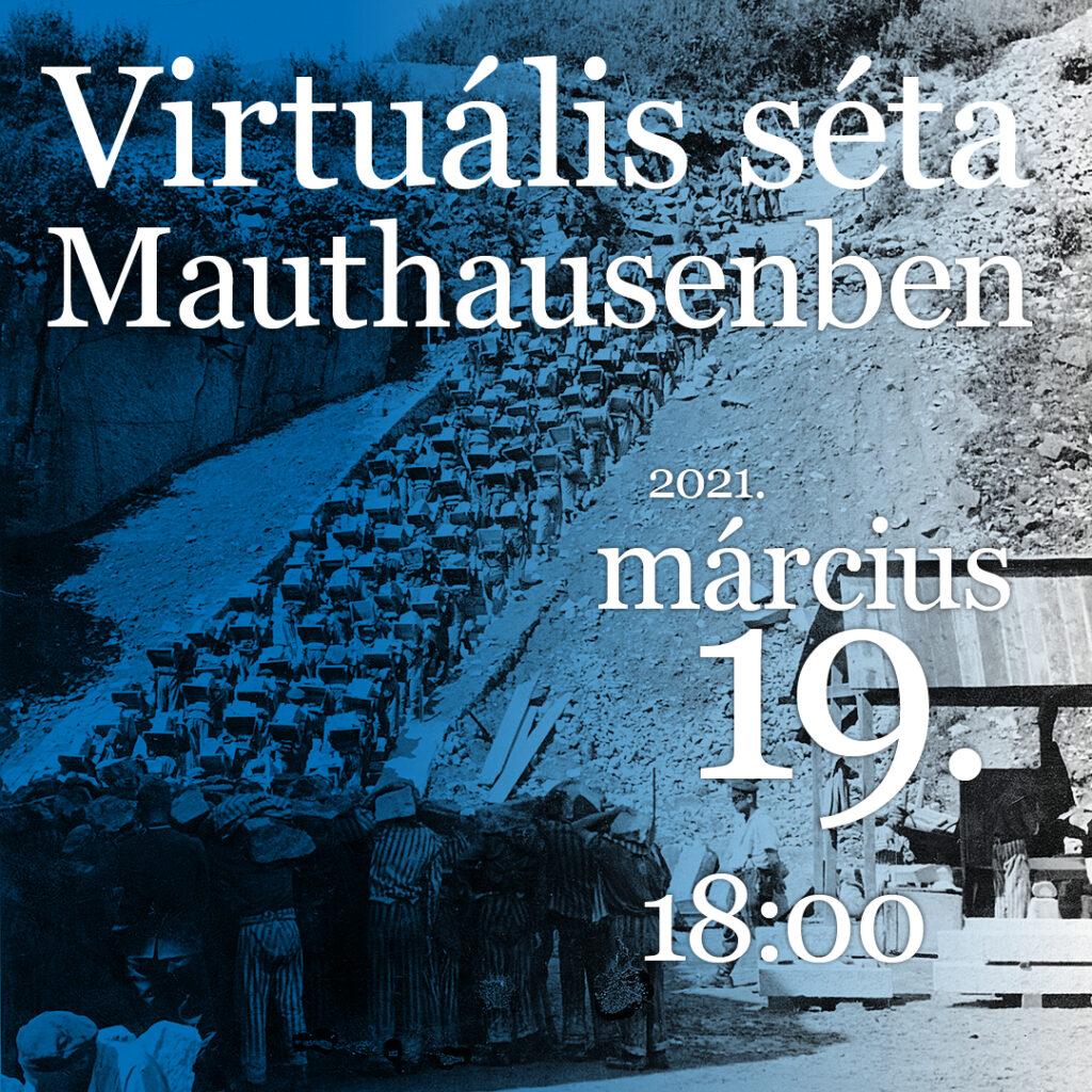 """""""Térkép e táj"""" – virtuális séta Mauthausenben"""