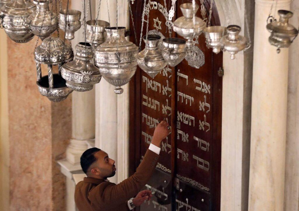 A zsidó és keresztény vallás először lesz tananyag Egyiptomban