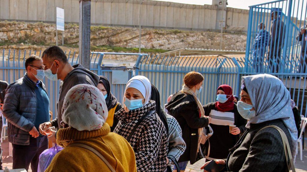 Elmaradt a palesztin vendégmunkások beoltása Izraelben